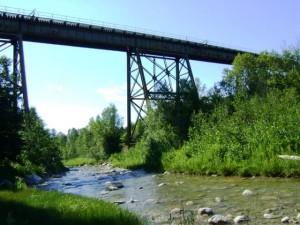 Seaton hiking trail 4